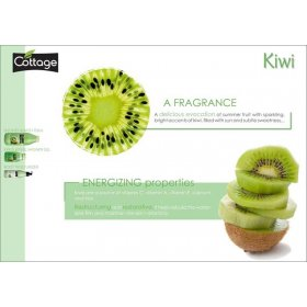 Shower Gel - Kiwi (750ml)