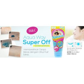 Aqua Way - Super Off Eye Make-up Remover