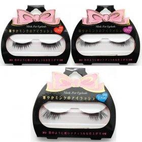 Mink Fur Eyelash (Choose Type)