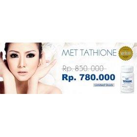 MET Paket: 3 MET Tathione (60 Caps) - Kemasan Baru