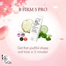 BFirm5 Pro - Breast Firming in 5 Minutes