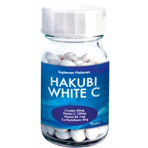 Hakubi White C - Tablet (90 Kapsul)