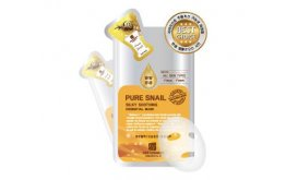 Pure Snail - Silky Soothing Essential Mask(25gr)