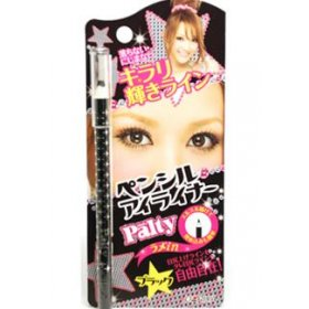 Palty - Pencil Eyeliner Black