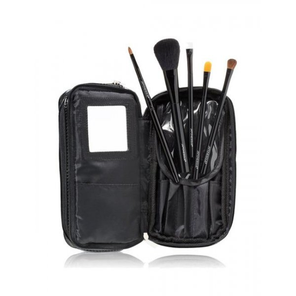 Japonesque - BS-073 Silhouette Brush Set Black