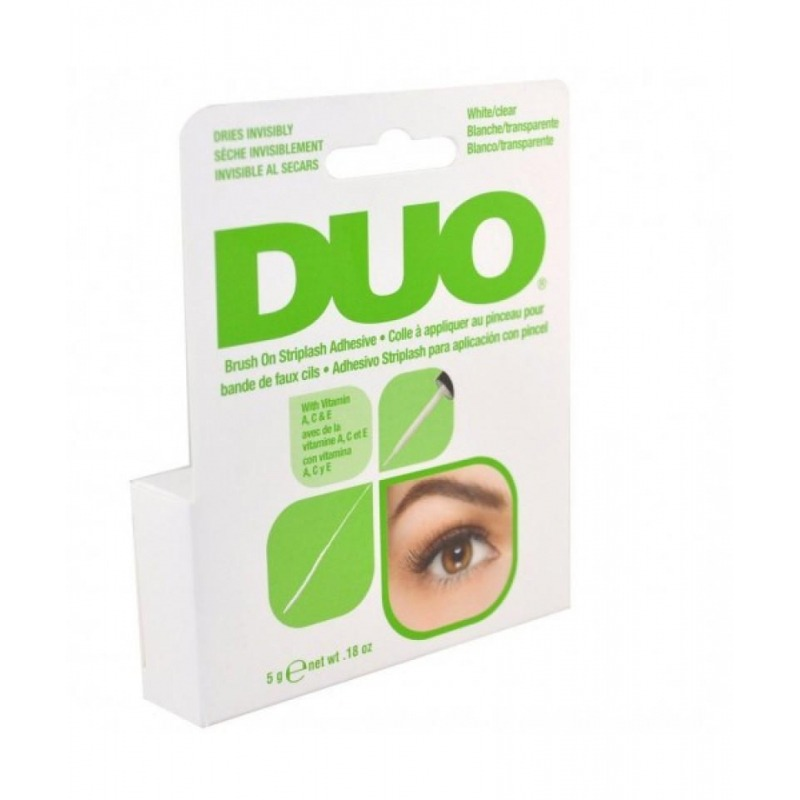 Ardell DUO 56812 021oz Brush On Adhesive W Vitamins