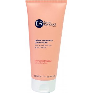 Peach Exfoliating Body Cream