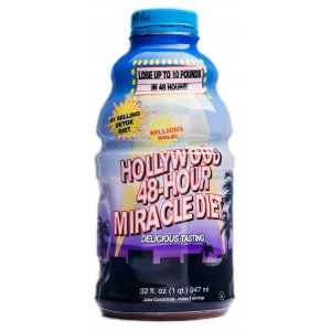 Hollywood - 48 Hour Miracle Diet (947ml)