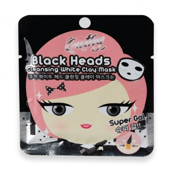 Black Heads Cleansing White (25gr)
