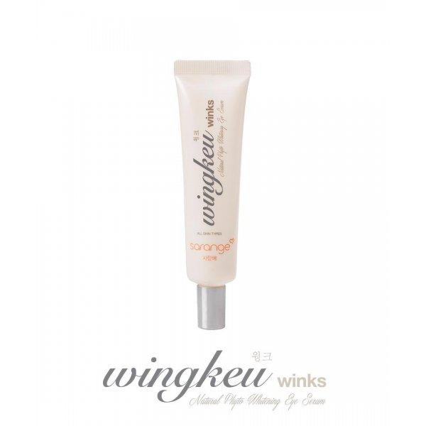 WINGKEU - Natural Phyto Whitening Eye Serum (30ml)