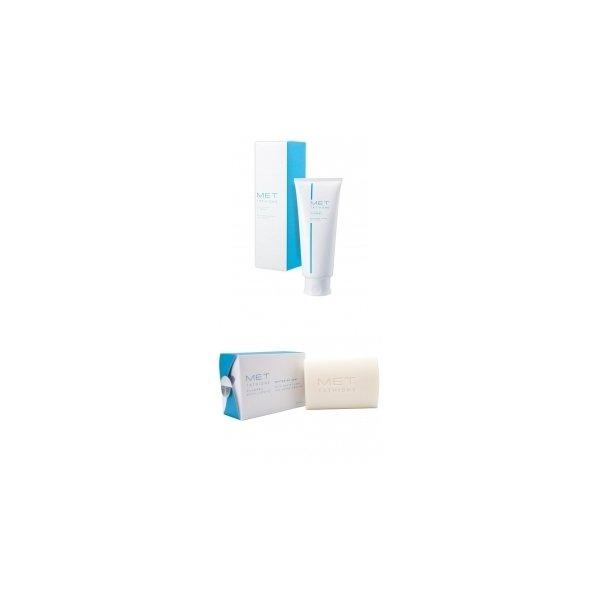 MET (Paket B): MET Lotion + MET Soap