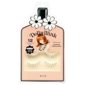 Koji - Dolly Wink No.12 - Feminine girl Lash