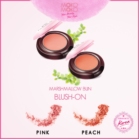 Marshmallow Blush on (Pink)