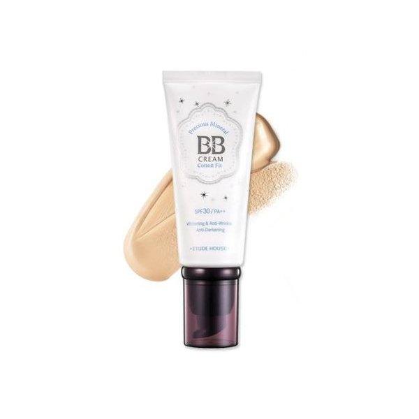 Precious Mineral BB Cream Cotton Fit (Honey Beige)