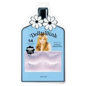 Koji - Dolly Wink No.14 - Natural Cute Lash