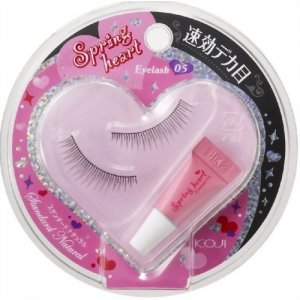 Spring Heart Eyelash Fix (Standart Natural-05)