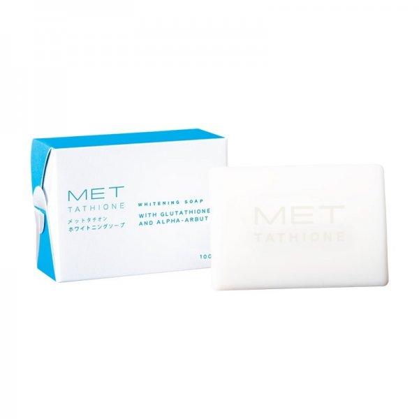 MET Whitening Soap (100gr)
