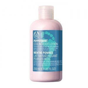 Peppermint Cooling Foot Lotion