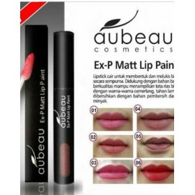 Ex-P Matt Lip Paint - 02 Nude Pink