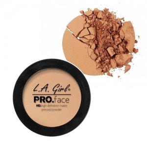 Pro Face Powder Warm Honey