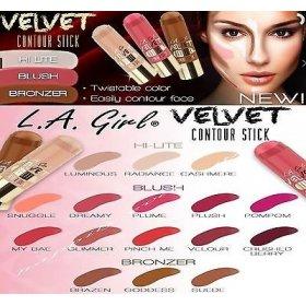 Velvet Contour Stick Suede