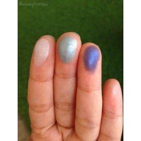 Pop Rouge Pressed Eye Shadow (Blue)