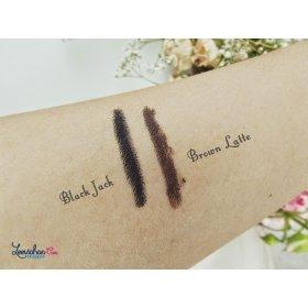 Eye Liner Pencil Package (Brown Latte)