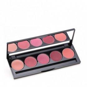 Lip Color Palette (Peplum Pink)