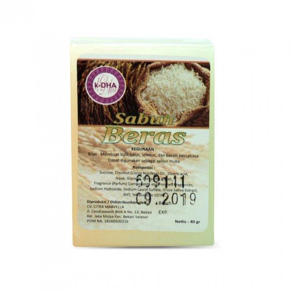 K-DHA Soap - Sabun Beras (60gr)