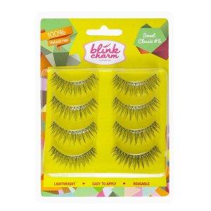 Eyelashes Sweet Classic 5 ( Isi 4 Pasang )