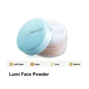 Wardah Evd Face Powder ( Beige)