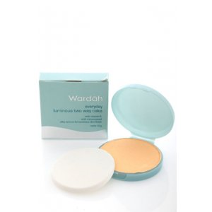 Wardah Refil Evd Lum Two Way Cake ( Beige)