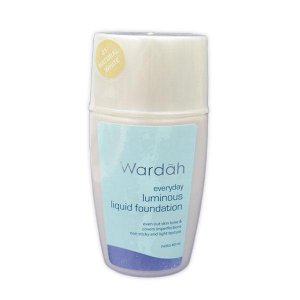 Wardah Evd Lum Liquid Foundation 40 ml ( Light Beige)