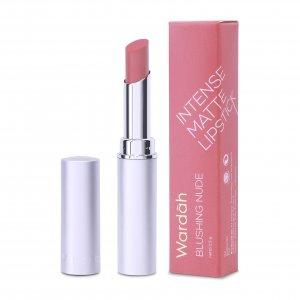 Wardah Intense Matte Lipstick ( Blushing Nude )