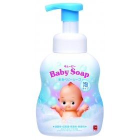 QP Baby Foaming Body Soap (Choose Size)