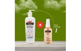 Palmer's Bundling Firming Butter + Skin Therapy Oil