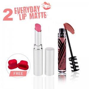 Everyday Lip Matte Bundling 2