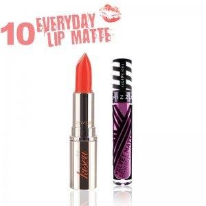 Everyday Lip Matte Bundling 10