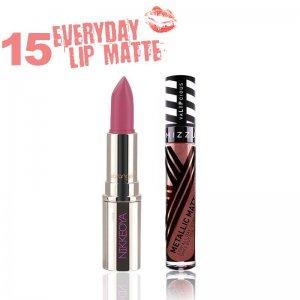 Everyday Lip Matte Bundling 15