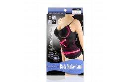 Body Make Cami - Slimming Corset (Black)