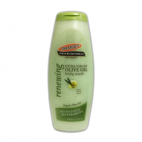 Olive Butter Sulfate Free Body Wash