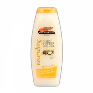Shea Butter Sulfate Free Body Wash (400ml)