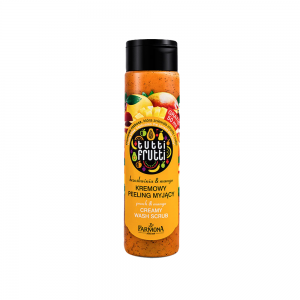 Peach & Mango Creamy Wash Scrub (250ml)