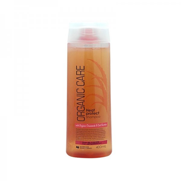 Care Heat Protect Shampoo (400ml)