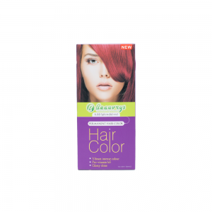 Hair Color Cream Splendid Red