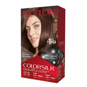 Colorsilk Hair Color (Dark Soft Brown)