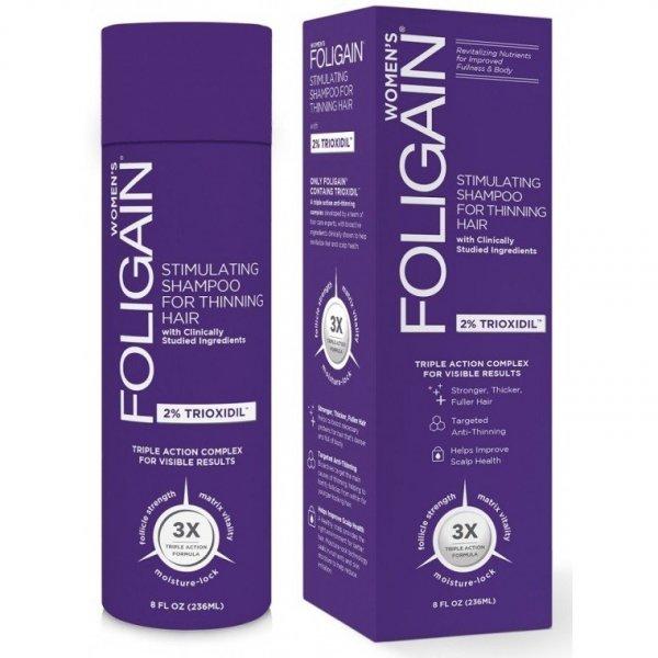 Foligain Shampoo For Women