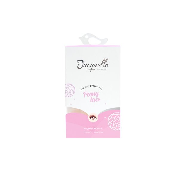 Invisible Eyelid Tape (Lace) - Peony Lace