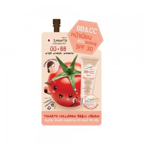 Tomato Collagen BB & CC Cream (10g)