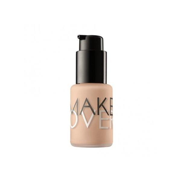 Ultra Cover Liquid Matte Foundation - Nude Silk (03)